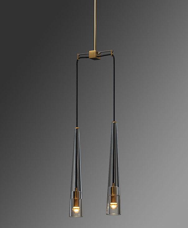 jonathan browning lighting. Apollinaire 2 Light Pendant Jonathan Browning Lighting Jonathan Browning Studios : Products
